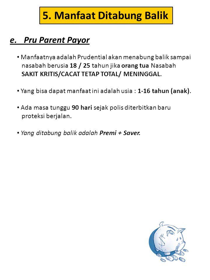 5. Manfaat Ditabung Balik