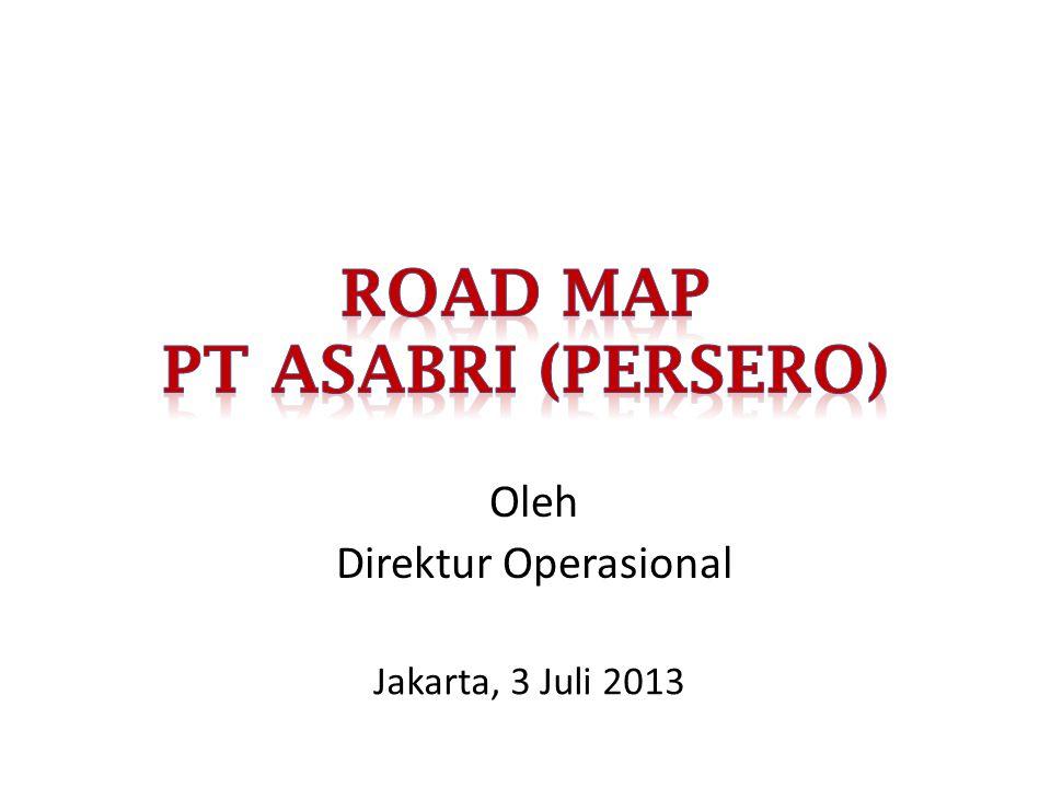 Road Map PT ASABRI (Persero)