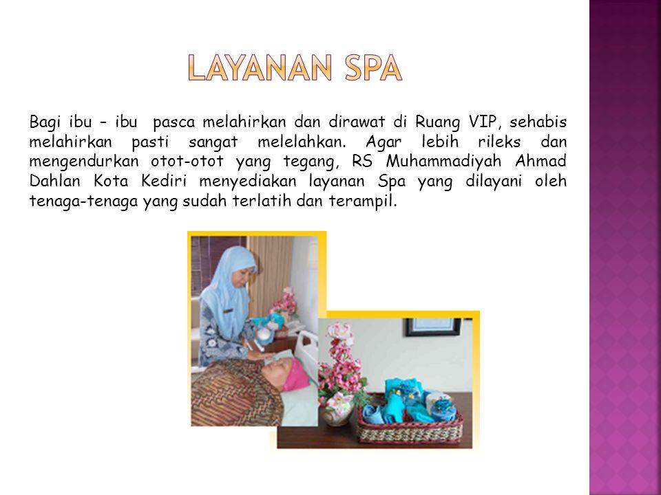 Layanan spa