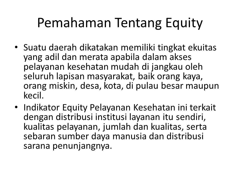 Pemahaman Tentang Equity