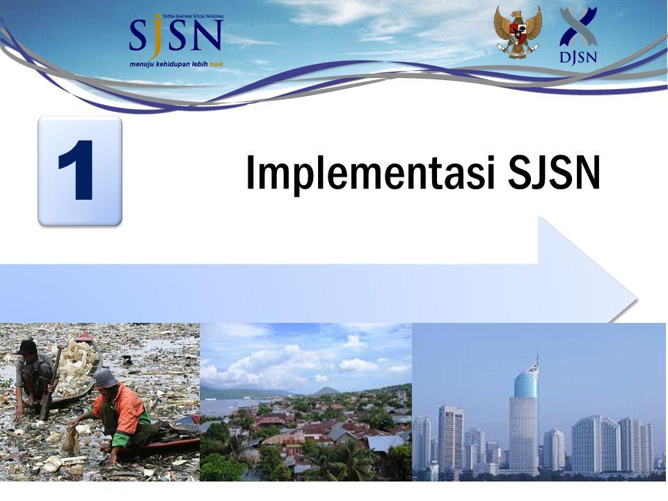 1 Implementasi SJSN