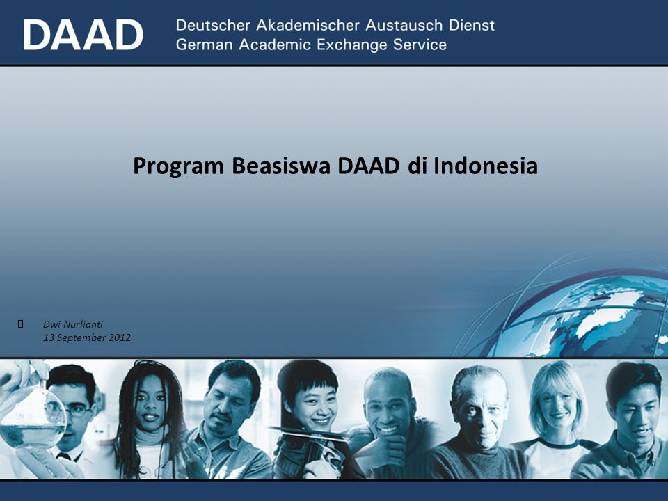Program Beasiswa DAAD di Indonesia