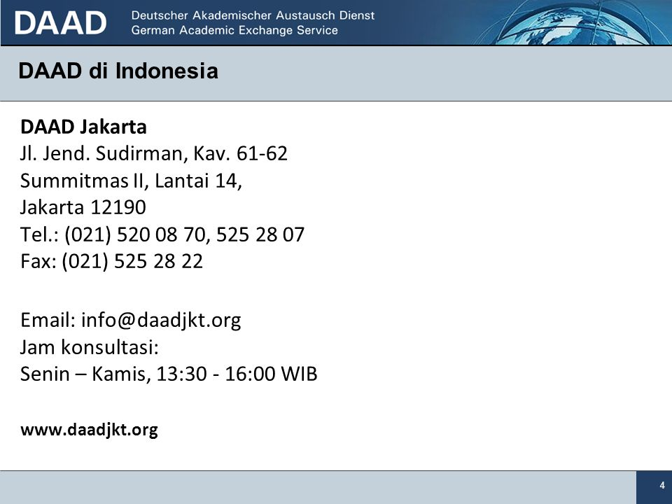 DAAD di Indonesia