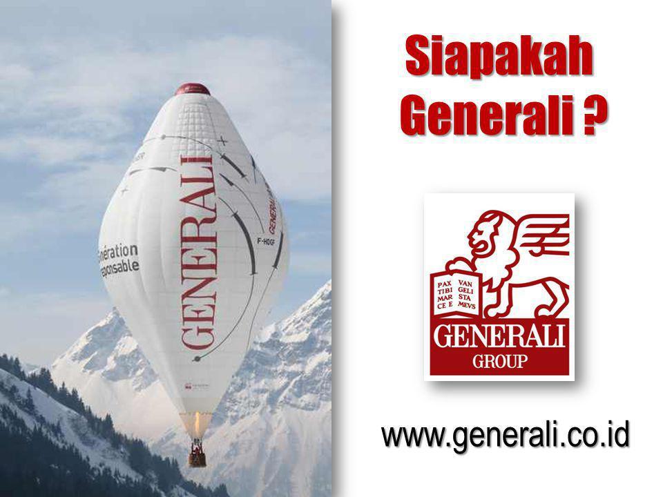 Siapakah Generali www.generali.co.id