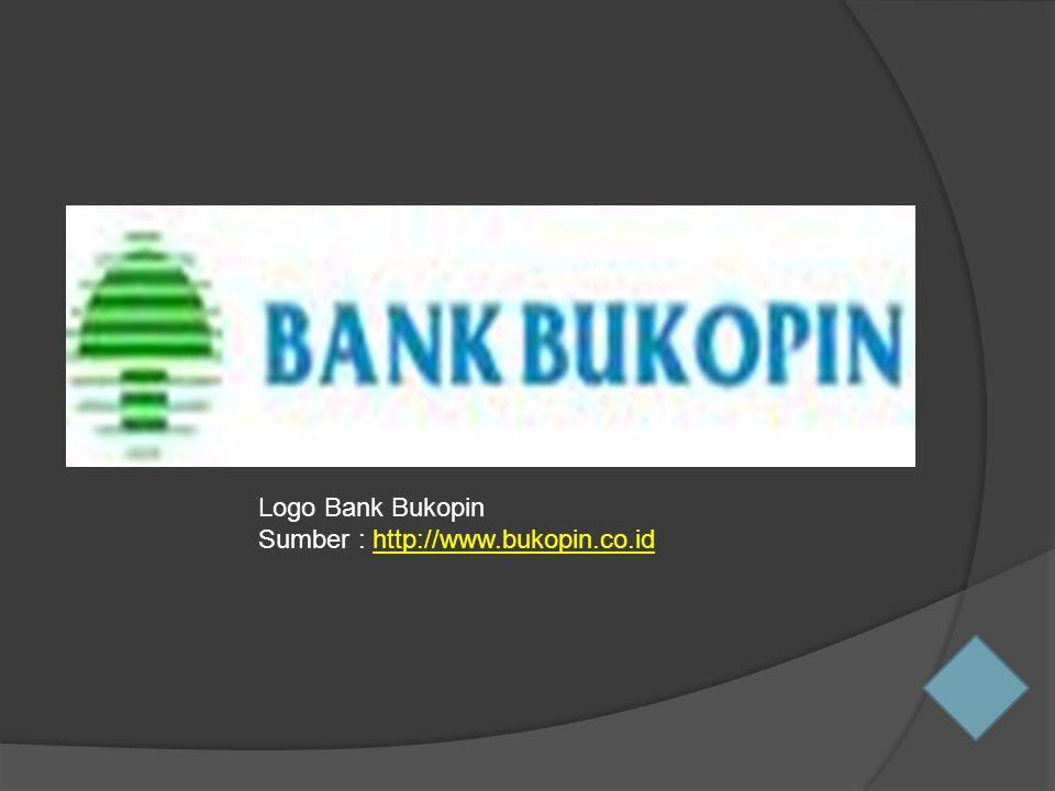 Logo Bank Bukopin Sumber : http://www.bukopin.co.id