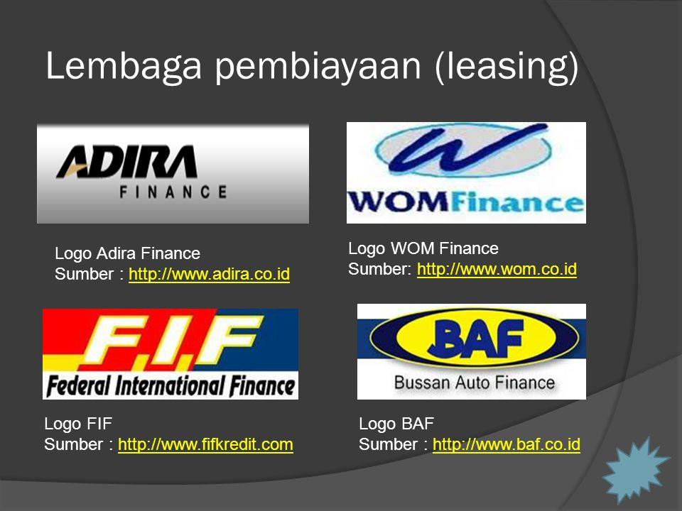 Lembaga pembiayaan (leasing)