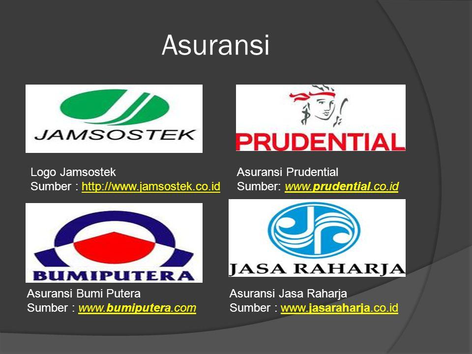 Asuransi Logo Jamsostek Sumber : http://www.jamsostek.co.id