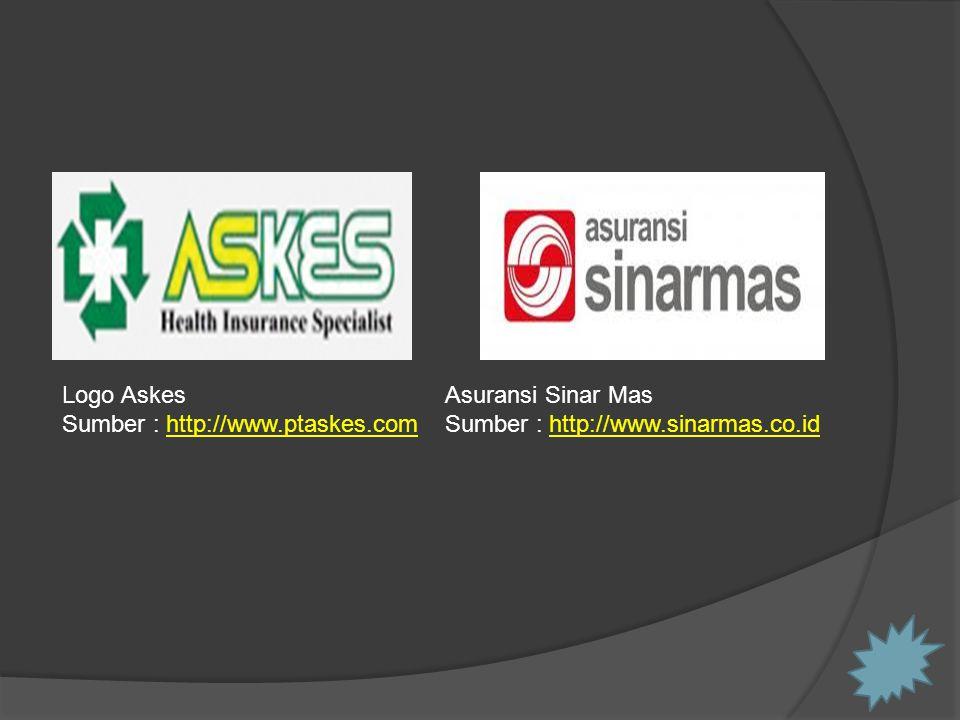 Logo Askes Sumber : http://www.ptaskes.com Asuransi Sinar Mas Sumber : http://www.sinarmas.co.id