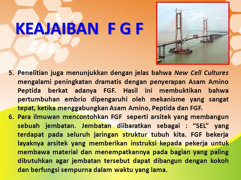 KEAJAIBAN F G F