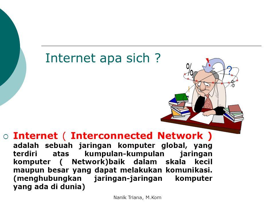 Internet apa sich