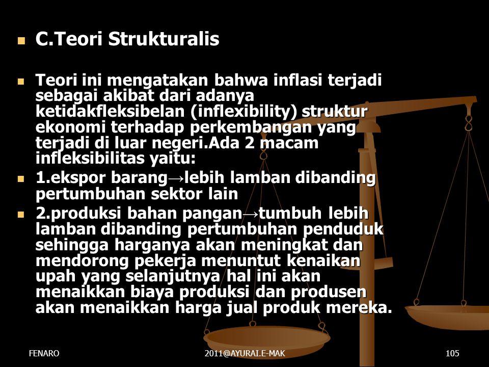 C.Teori Strukturalis