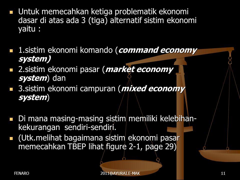 1.sistim ekonomi komando (command economy system)
