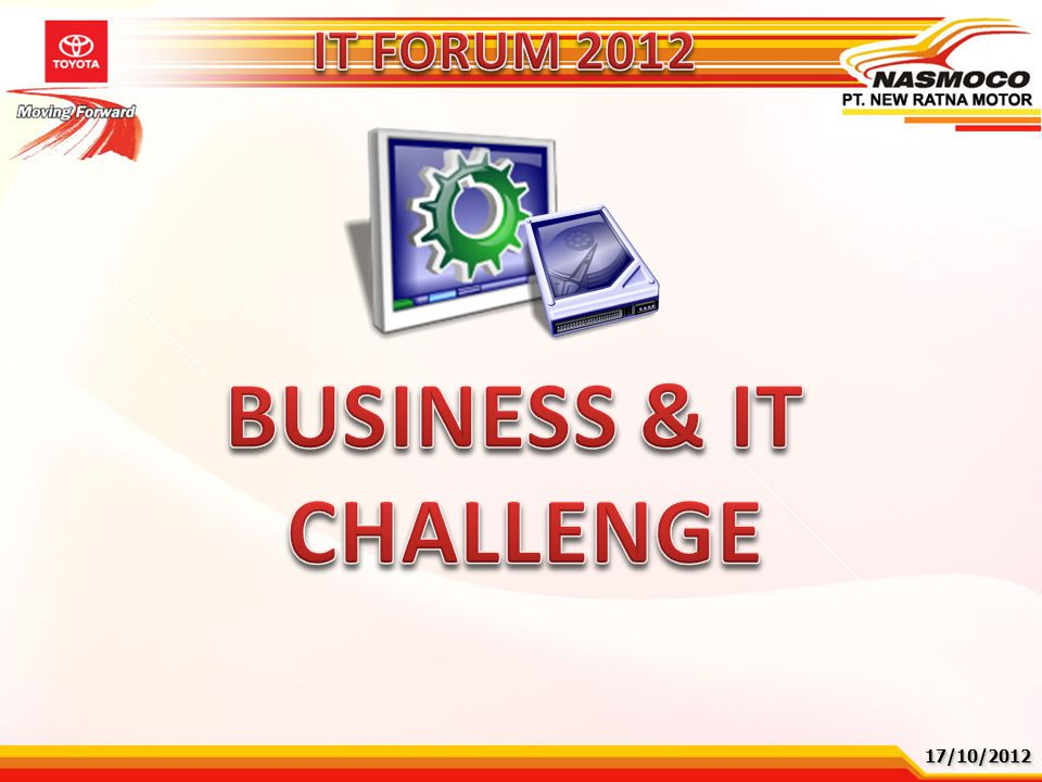 BUSINESS & IT CHALLENGE