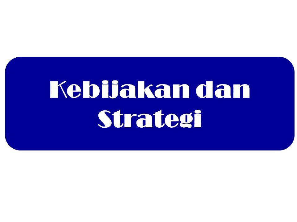 Kebijakan dan Strategi
