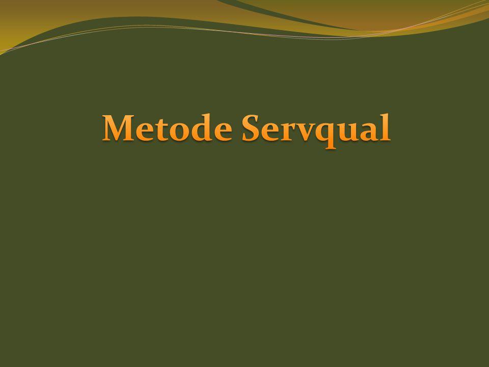 Metode Servqual