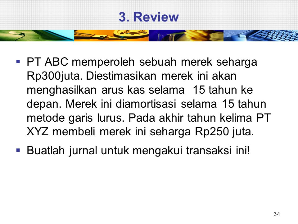 3. Review