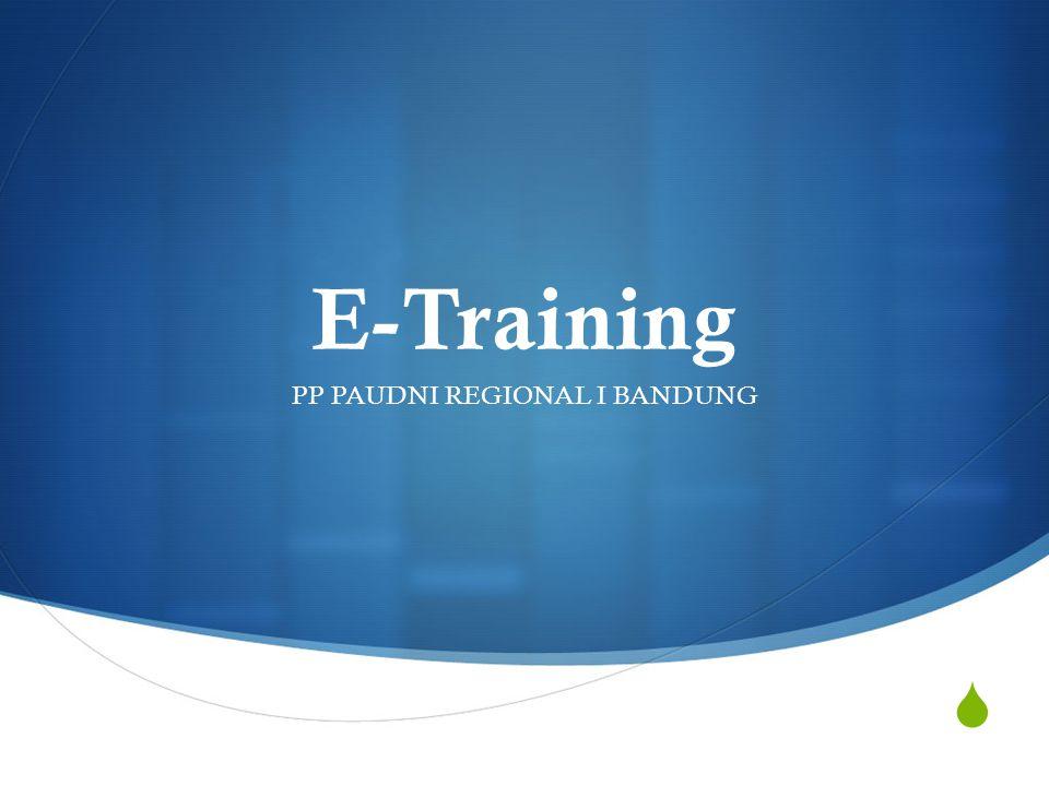 PP PAUDNI REGIONAL I BANDUNG