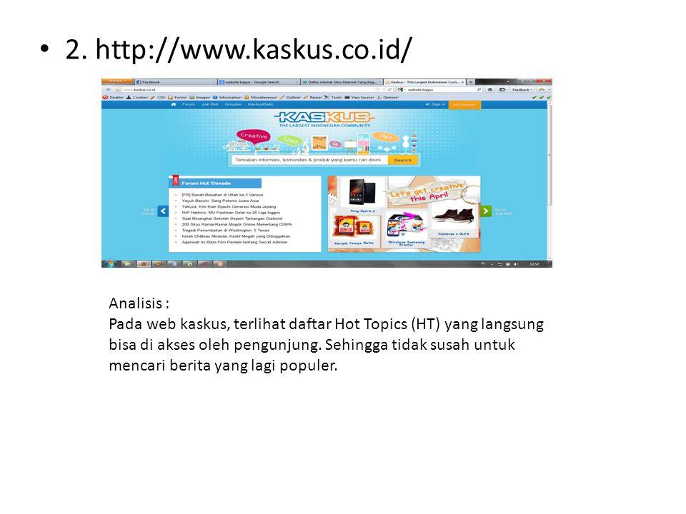 2. http://www.kaskus.co.id/