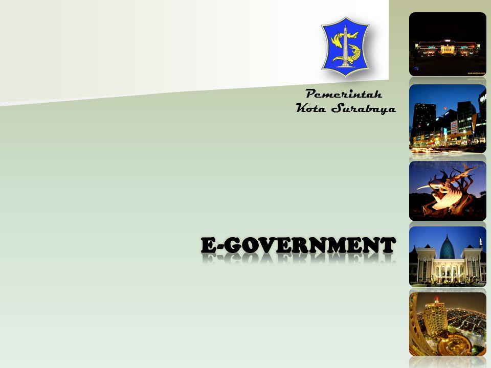 Pemerintah Kota Surabaya E-GOVERNMENT