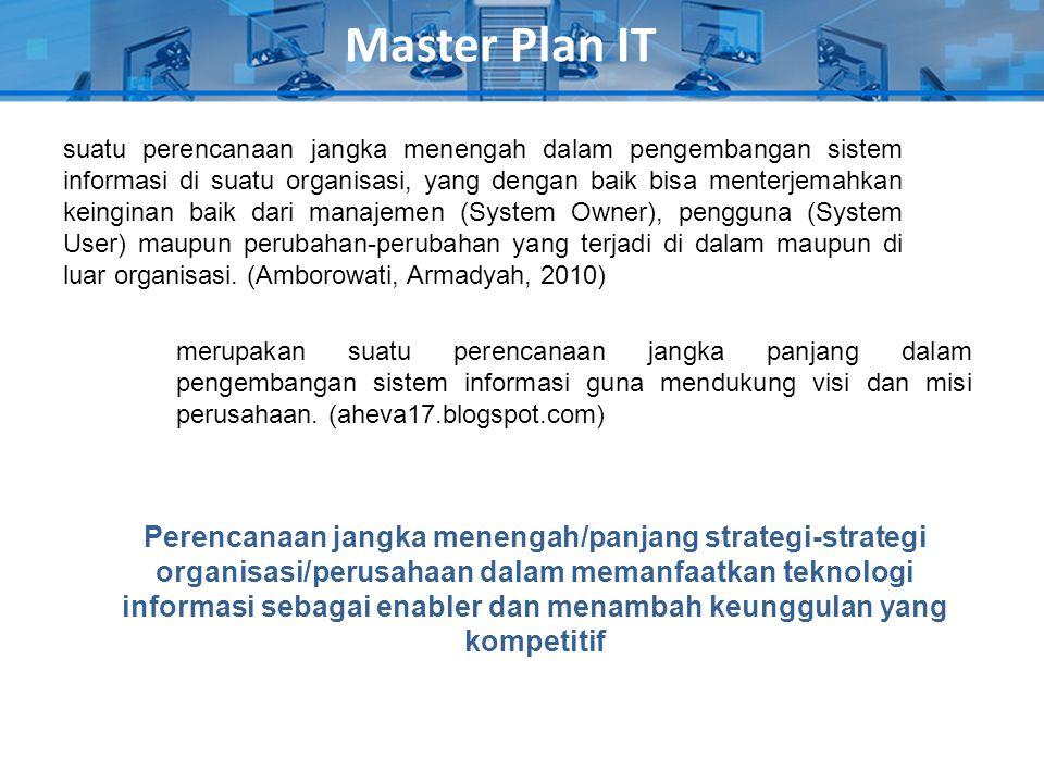 Master Plan IT