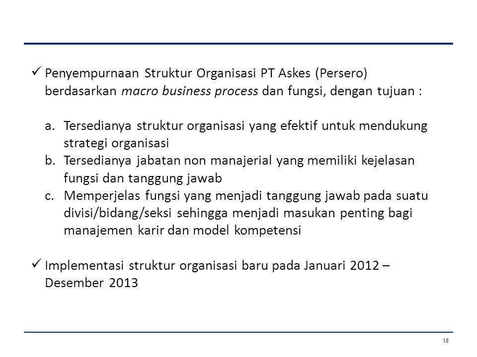 Penambahan Kantor Cabang dengan dasar sebagai berikut :