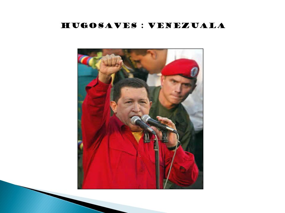 Hugosaves : VENEZUALA