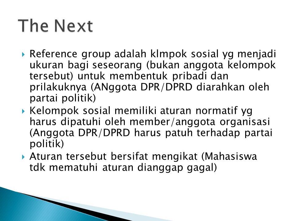 The Next