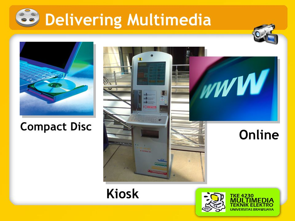 Delivering Multimedia