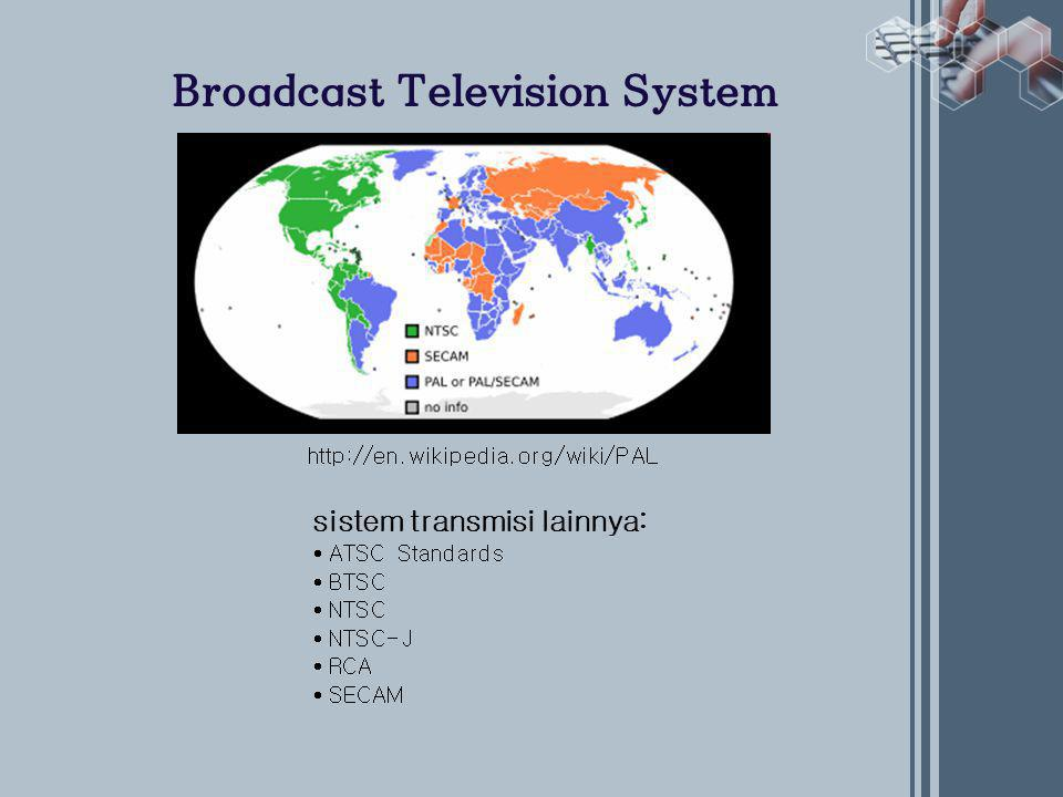 Broadcast Television System