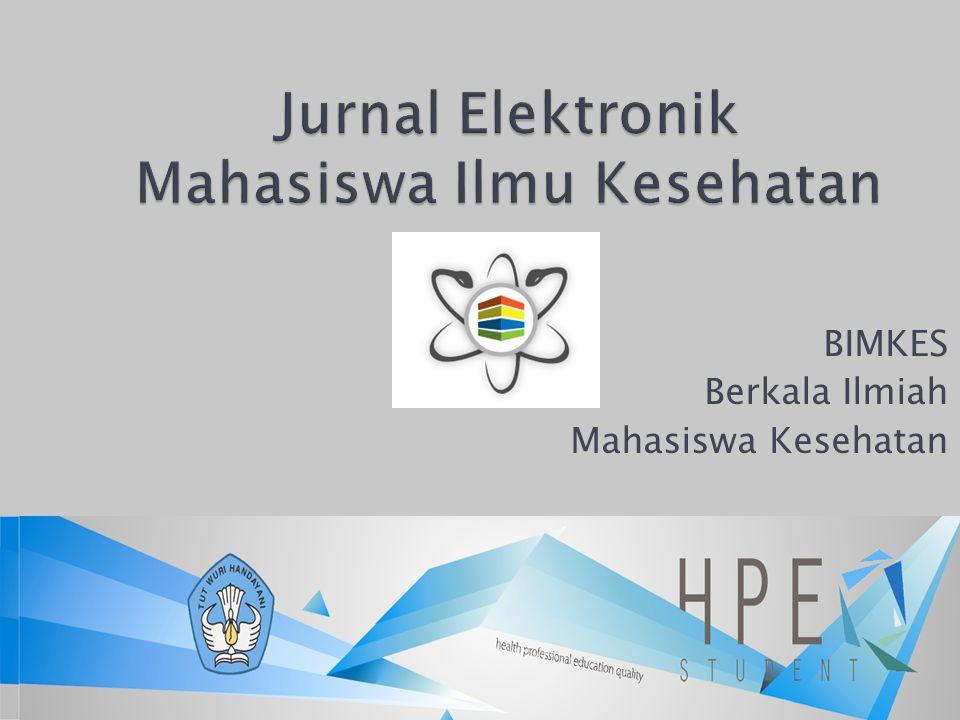 Jurnal Elektronik Mahasiswa Ilmu Kesehatan