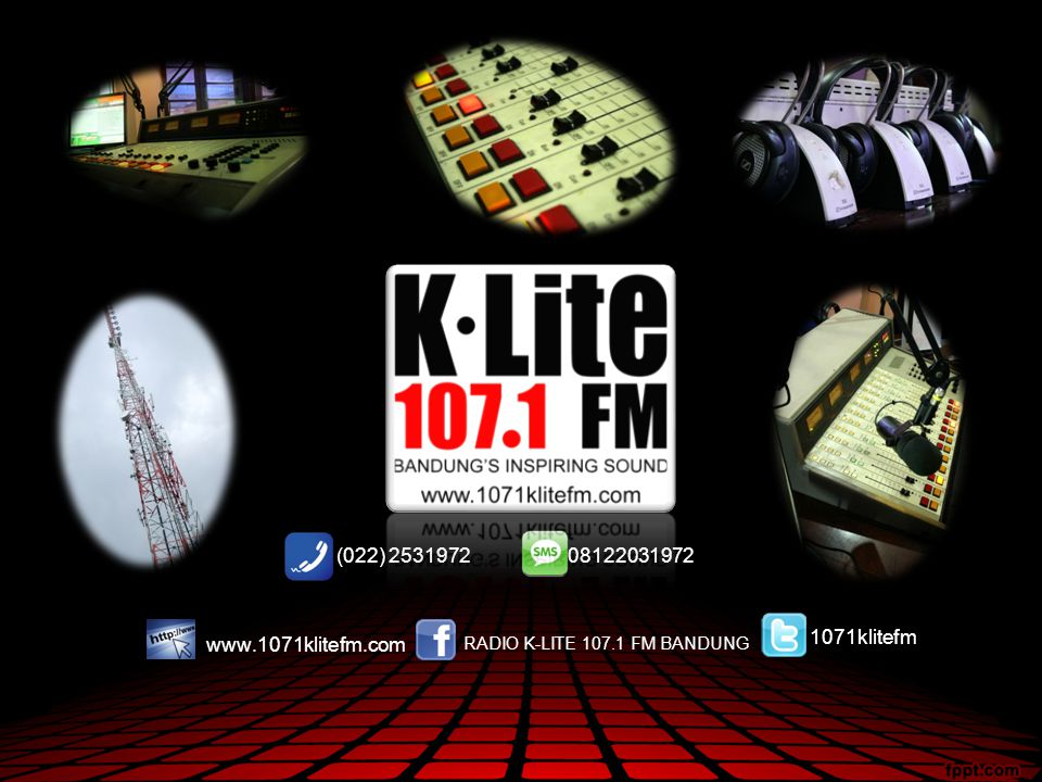 RADIO K-LITE 107.1 FM BANDUNG