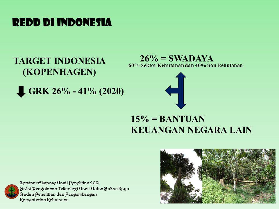 TARGET INDONESIA (KOPENHAGEN)