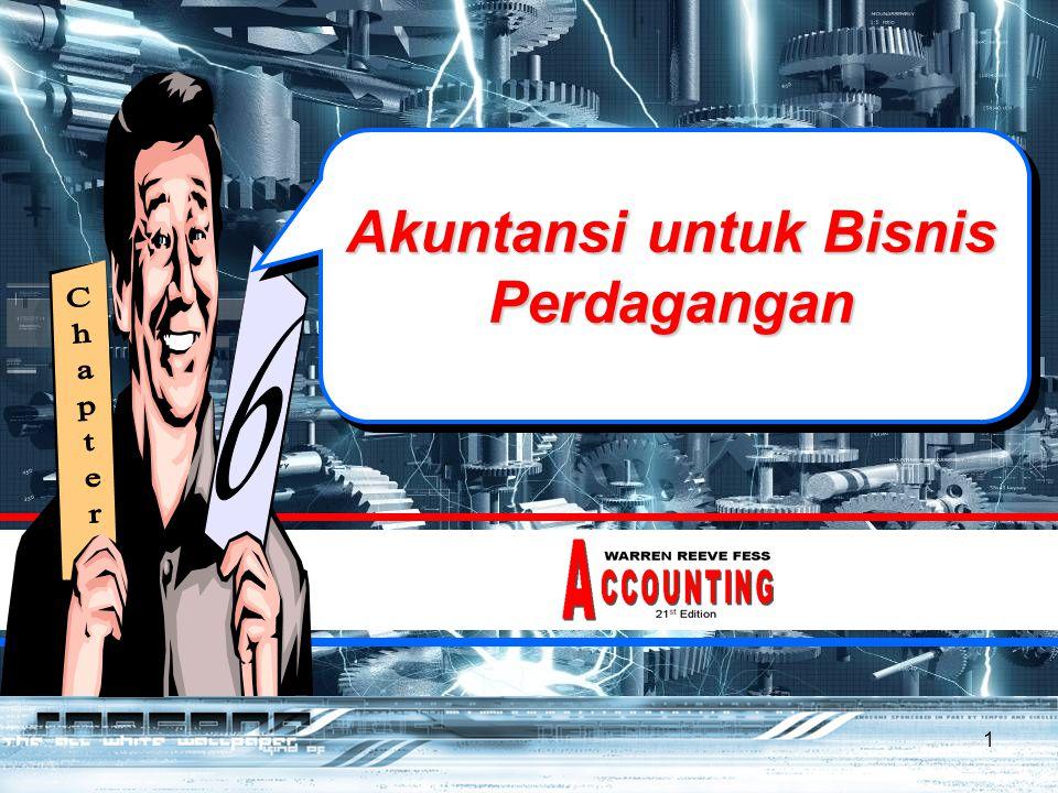 Akuntansi untuk Bisnis Perdagangan