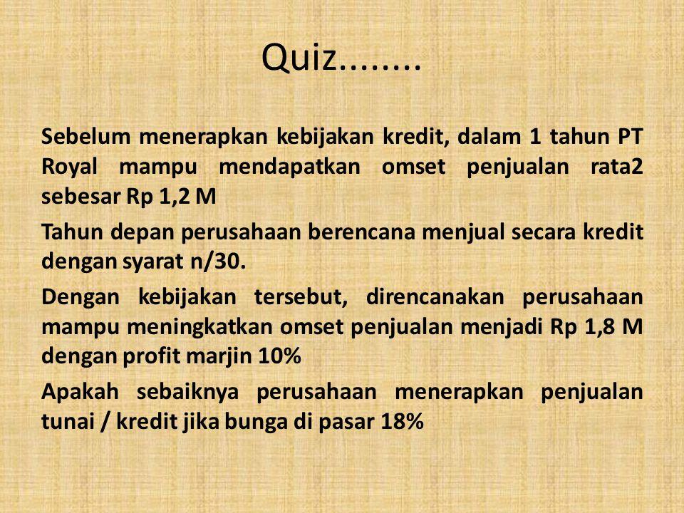 Quiz........