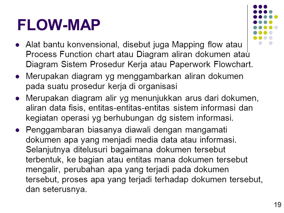 FLOW-MAP