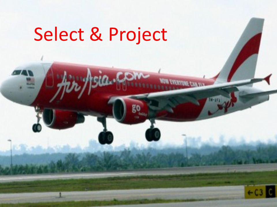 Select & Project