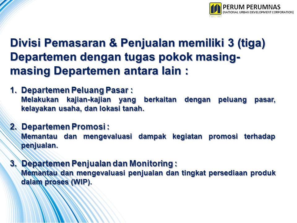 PERUM PERUMNAS (NATIONAL URBAN DEVELOPMENT CORPORATION)