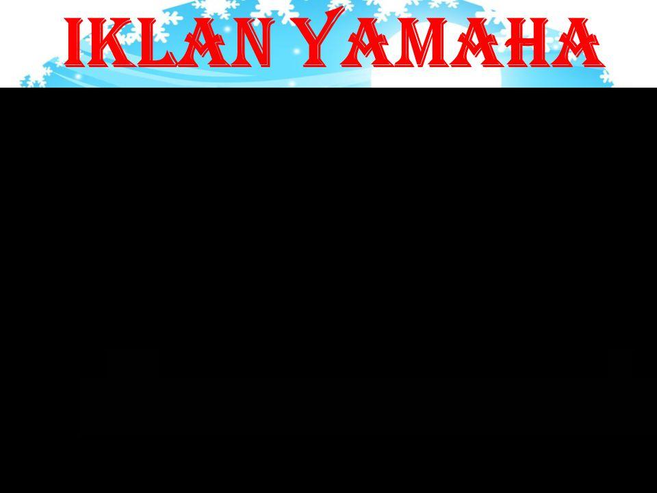 Iklan Yamaha