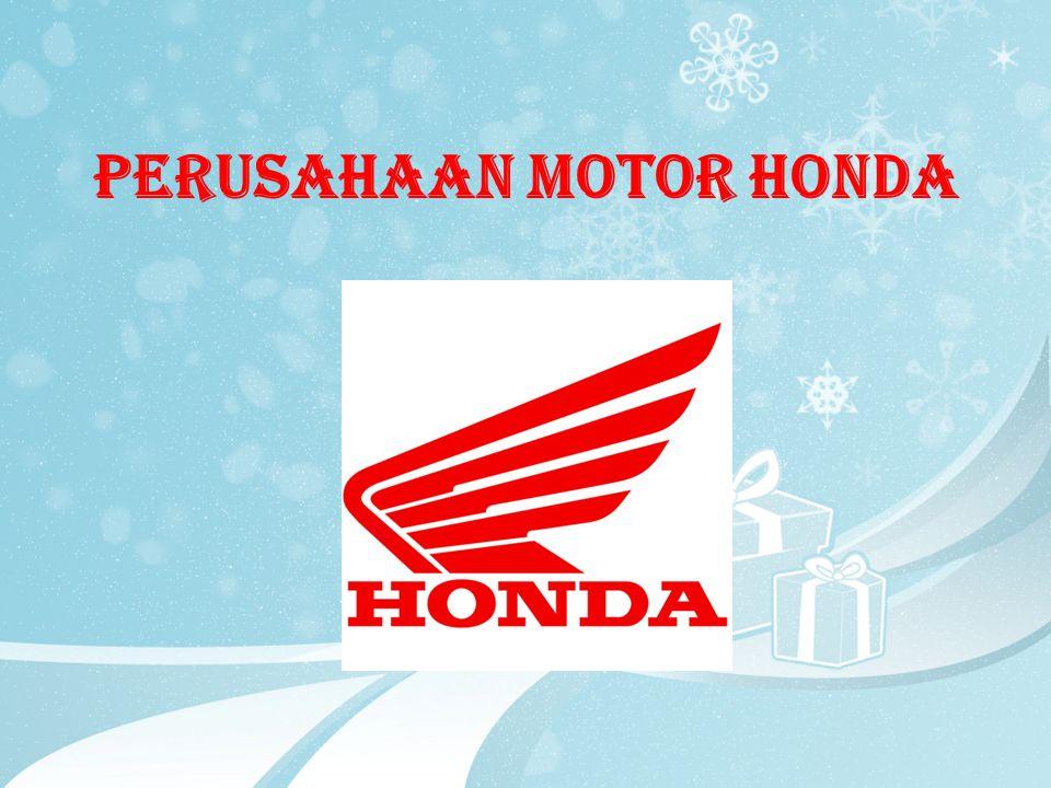 Perusahaan Motor Honda