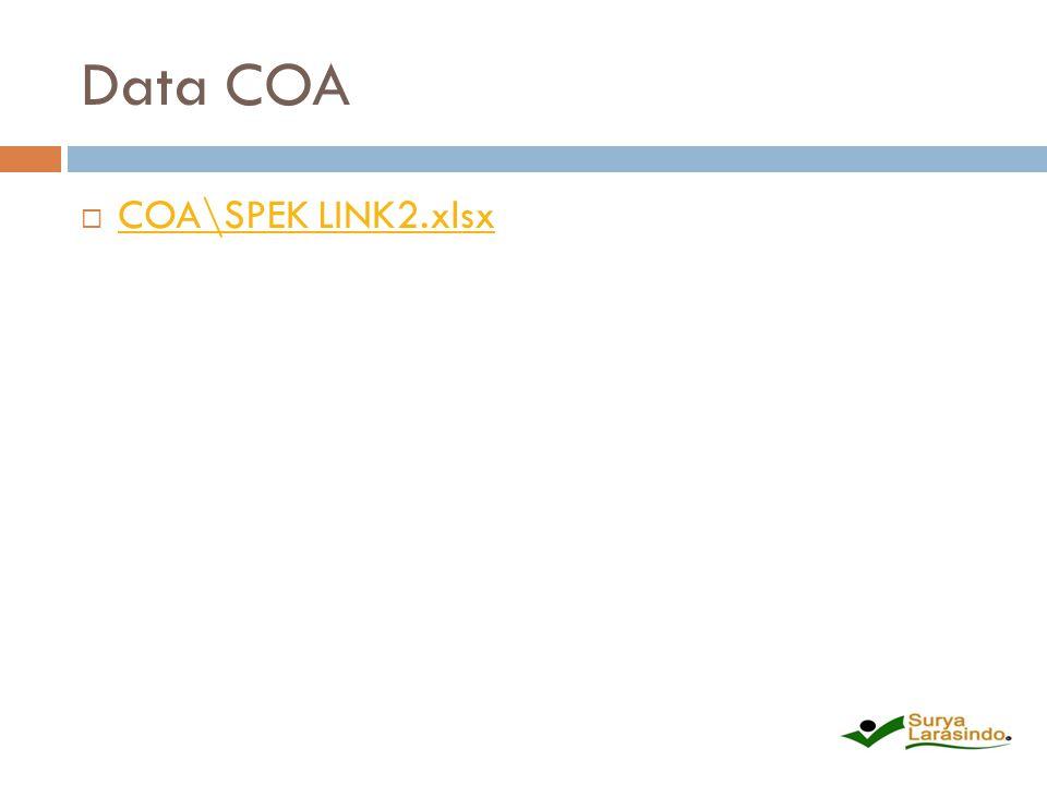 Data COA COA\SPEK LINK2.xlsx