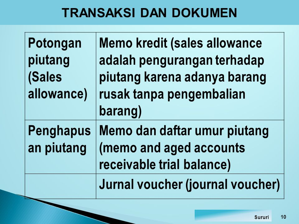 Jurnal voucher (journal voucher)