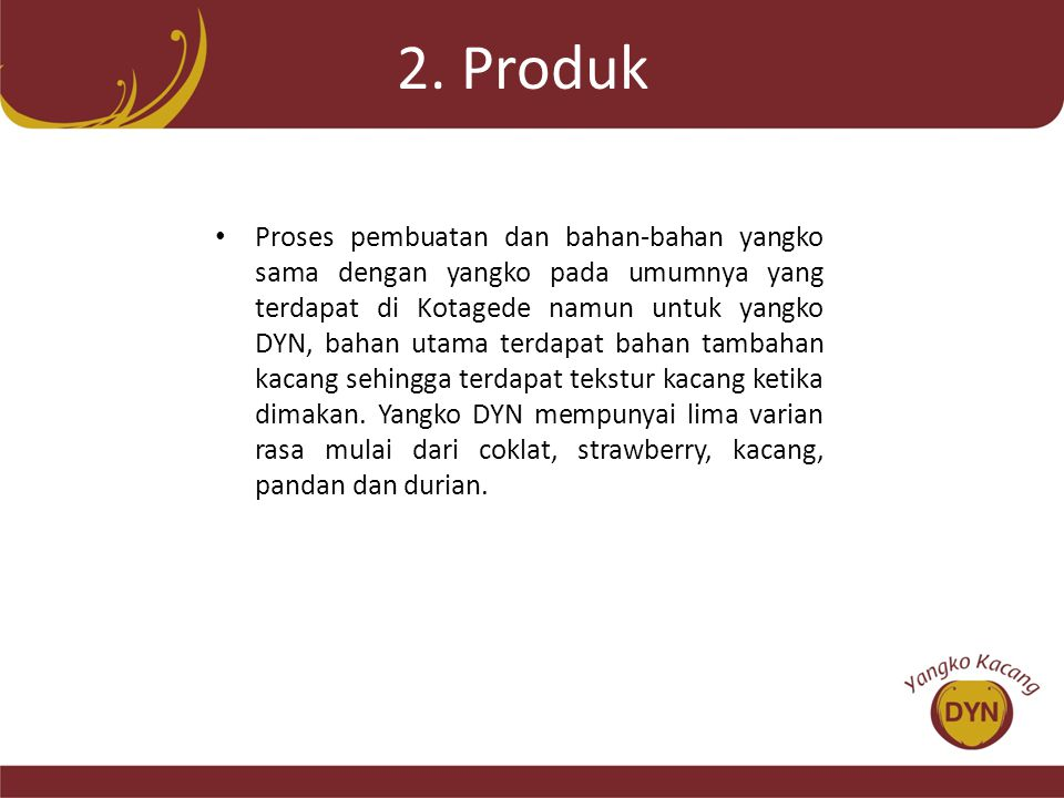 2. Produk