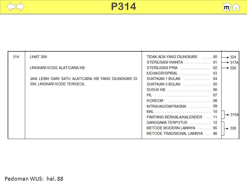 P314 m SDKI 2012 100% Pedoman WUS: hal. 88