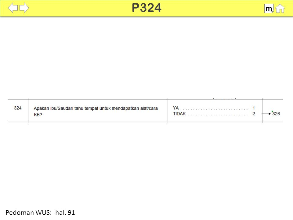 P324 m SDKI 2012 100% Pedoman WUS: hal. 91