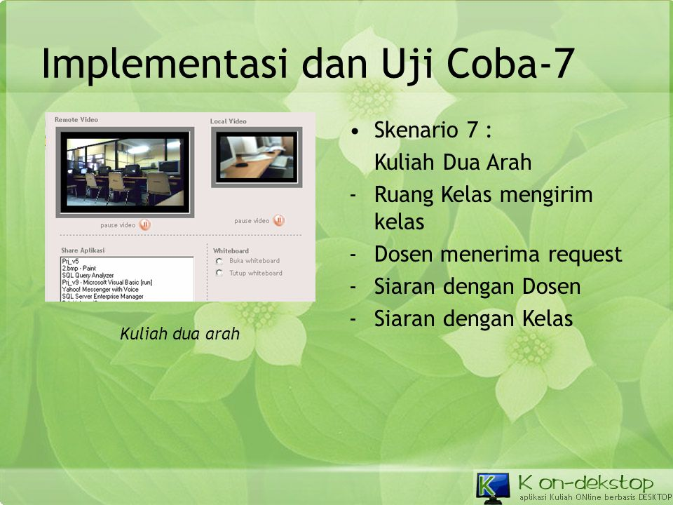 Implementasi dan Uji Coba-7