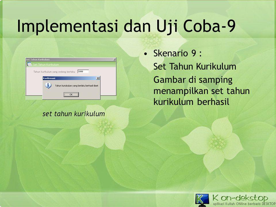 Implementasi dan Uji Coba-9
