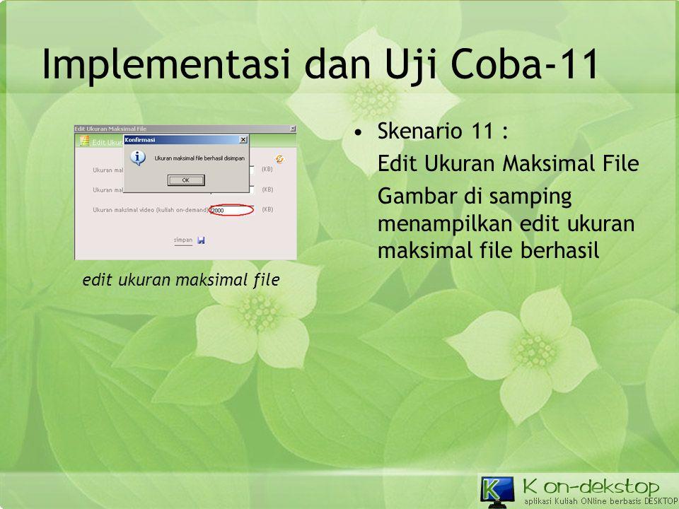 Implementasi dan Uji Coba-11
