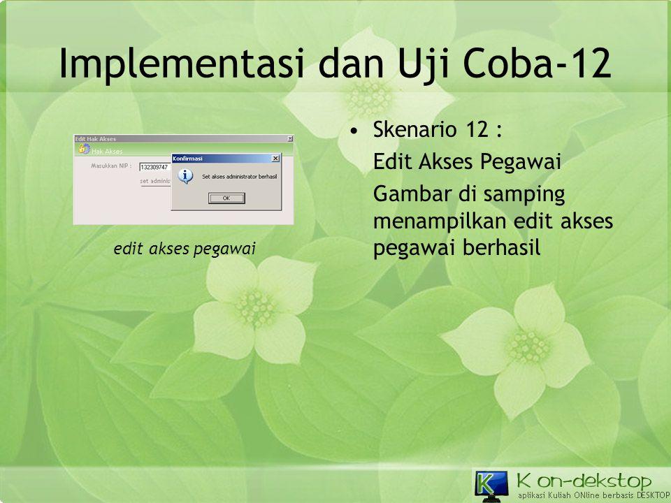 Implementasi dan Uji Coba-12