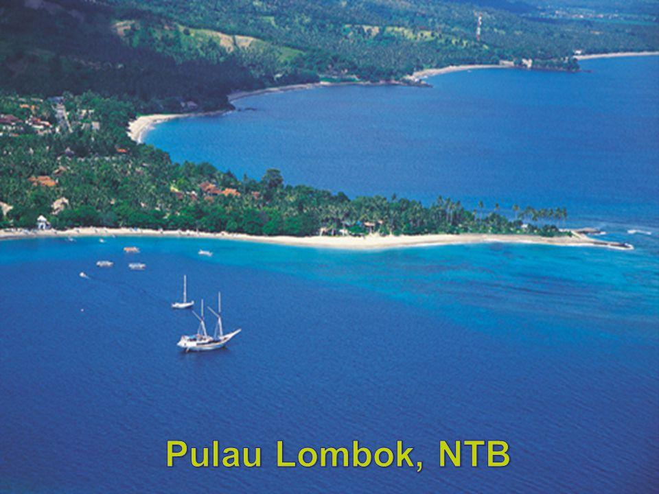 Pulau Lombok, NTB
