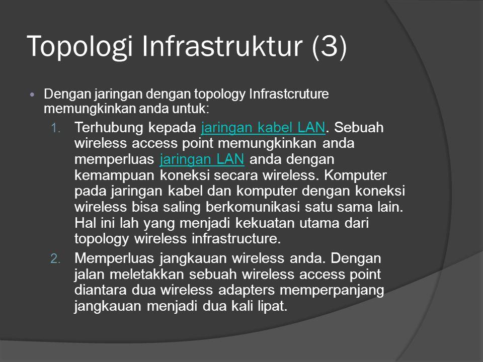 Topologi Infrastruktur (3)